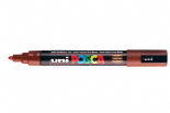 Posca Brown 2.5mm Medium tip Marker Pen